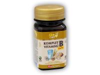 Komplet vitamínů B forte 60 tablet