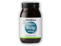 Viridian Kelp Organic - BIO 90 kapslí