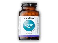 Viridian Cardio Multi 60 kapslí