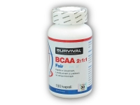 BCAA 2:1:1 Fair Power 150 kapslí