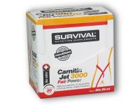 Carnitin JET 3000 20 ampulí á 25ml