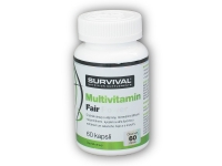 Multivitamin Fair Power 60 kapslí