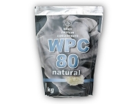 WPC Whey Protein Concentrate 1000g natural