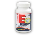 Vitamín E 100mg 100 kapslí