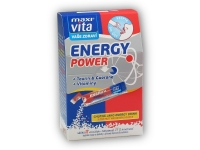 Maxivita Energy Power Taurin+Guarana 12 sáčků