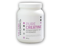 Pure Creatine Monohydrate 100% 500g