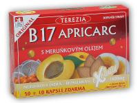 B 17 Apricarc s meruňkovým olejem 50+10 cps