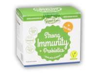 Strong immunity + probiotics + pillbox