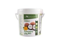 Kokosový olej BIO bez vůně 4000ml