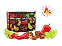 Oříšky z pece - Habanero chilli + lime 150g