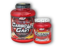 CarboJet Gain 4kg + Creatine 500g