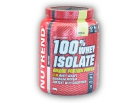 100% Whey Isolate 900g