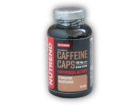 Caffeine Caps 200mg 60cps