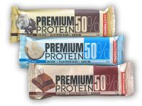 Premium Protein 50% Bar 50g