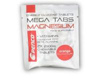 Mega Tabs Magnesium 2x2500 mg pomeranč