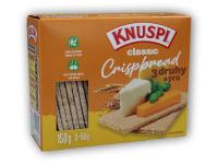 Knuspi Crispbred 3 druhy sýra 150g