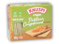 Knuspi Protein Crispbred natural 150g