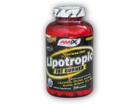 Lipotropic Fat Burner 200 kapslí