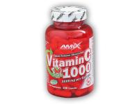 Vitamin C 1000mg + Rose Hips 100 kapslí