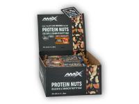 25x Protein Nuts Crunchy 40g