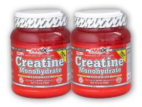 Creatine Monohydrate 500g + 500g ZDARMA