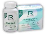 Nexgen Pro 90 kapslí + Omega 3 90 kapslí