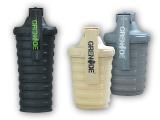 Grenade shaker 600 + 300ml - šejkr na nápoje