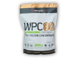 Diamond line WPC 80 protein 2000g