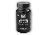 Vitamin D3 7000 IU/K2 200mcg 60vege cps