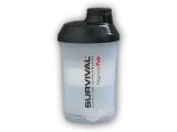 Shaker Survival 600 + 150 ml šejkr na nápoje