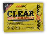 Clear Whey Hydrolyzate 25g