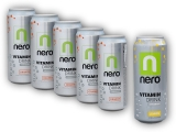 5x Nero Active ZERO 330ml + 1x 500ml ZDARMA