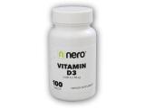 Vitamin D3 2.000IU 100 kapslí