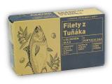 Tuňákové filety v olivovém oleji 120g