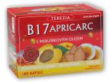 B 17 Apricarc s meruňkovým olejem 180 kapslí