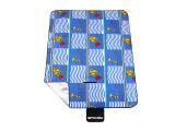 AMBER Pikniková deka s popruhem 150x180