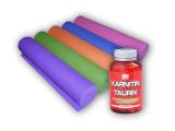 Karnitin Taurin 100 cps + Yoga mat