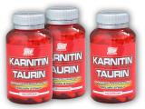 3x Karnitin Taurin 100 cps