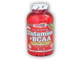 L-Glutamine + BCAA 360 kapslí