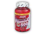 Vitamin C 500mg + Rose Hips 125 kapslí