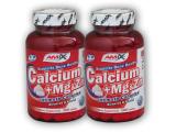 2x Calcium + Magnesium + Zinek 100tablet