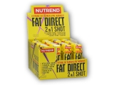 Fat Direct 2 in 1 shot 20 ampulí