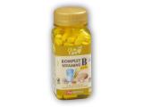 Komplet vitamínů B forte 150 tablet