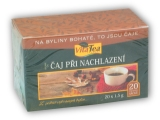 Čaj Při nachlazení 20 sáčků
