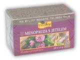 Čaj Menopauza s jetelem 20 sáčků
