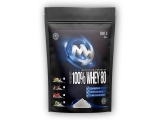 100% Whey 80 WPC 900g