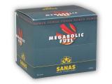 Megabolic fuel 30 ampulí á 25ml