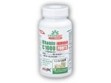 ProVEGAN Vitamin C 1000mg Immuno Forte 60cps