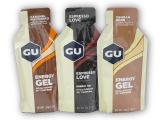 GU Energy Gel 60mg Sodium + Caffeine 32g