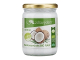 Kokosový olej BIO RAW 450ml